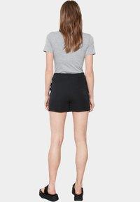 Trendyol - Shorts - black - 2
