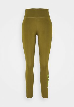 RUN - Leggings - olive flak