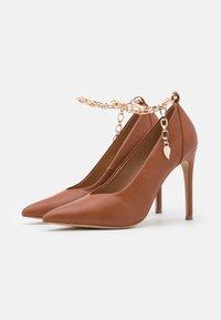 Wallis - PAISELY - High heels - tan - 2