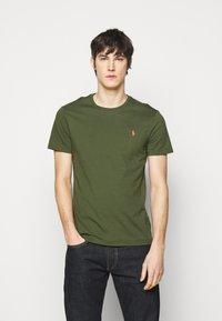 Polo Ralph Lauren - T-shirt basique - supply olive - 0