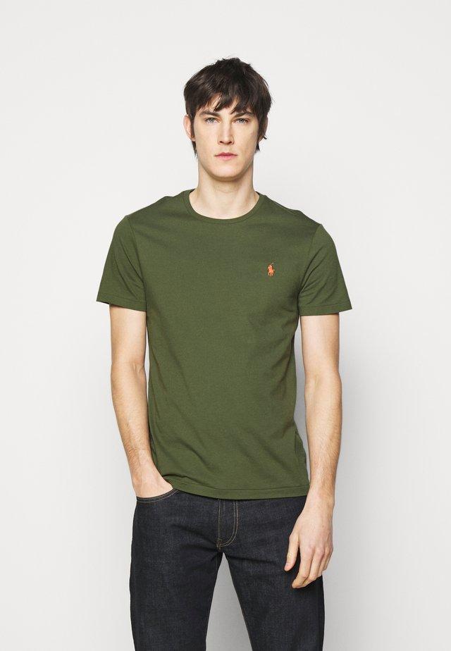 SHORT SLEEVE - T-shirt basic - supply olive