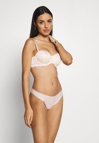 Anna Field - 5 PACK - Thong - tan/nude/white - 0