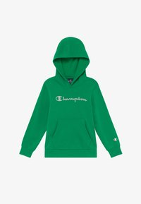 Champion - LEGACY AMERICAN CLASSICS HOODED  - Hoodie - green - 2