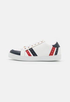 SUZIE - Sneakers laag - blanc/multicolor