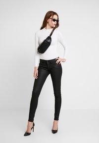 Pepe Jeans - PIXIE - Jeans Skinny Fit - black - 1