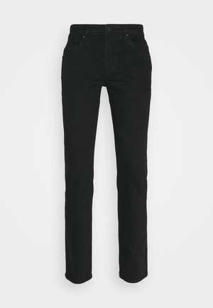 CHRIS - Slim fit jeans - blackout