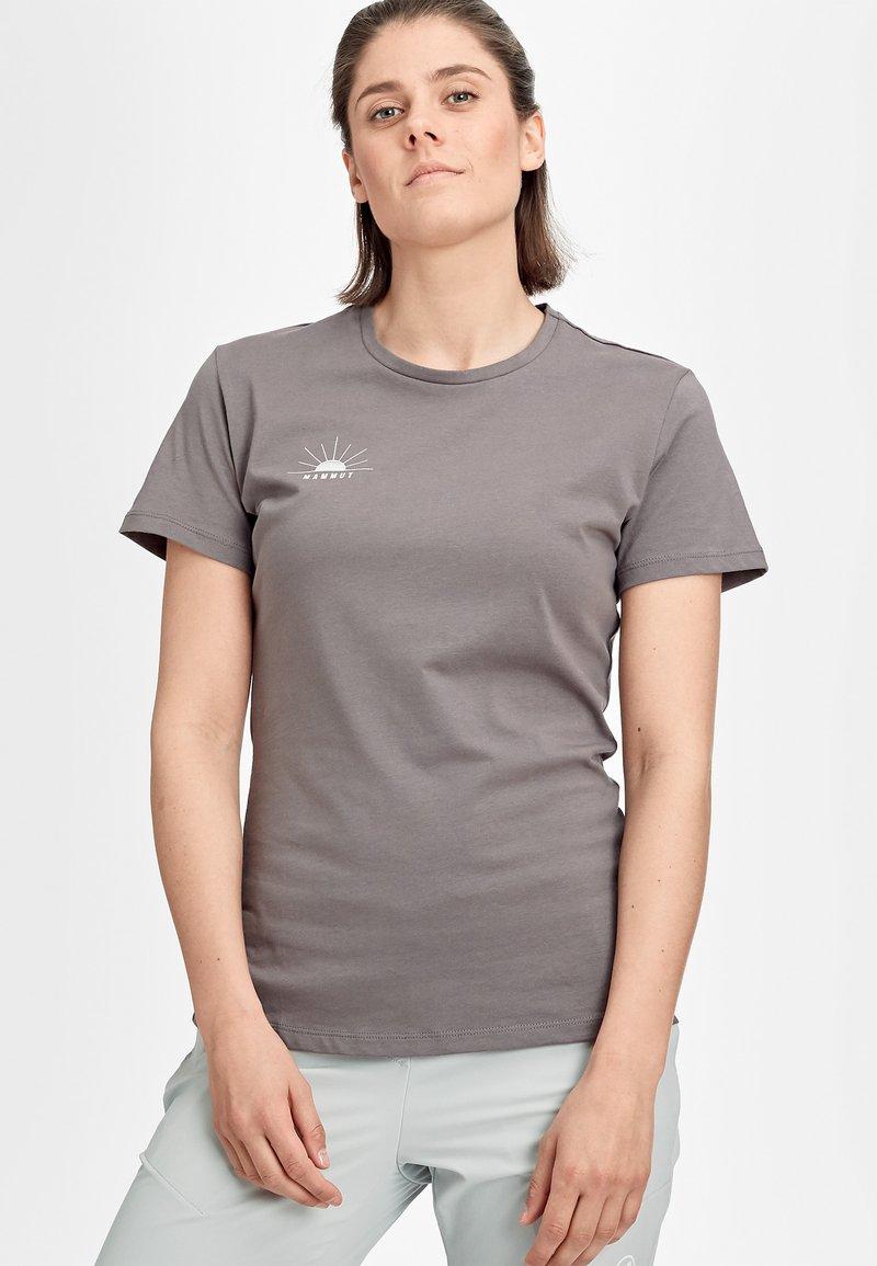 Mammut - SEILE - T-Shirt print - shark prt1
