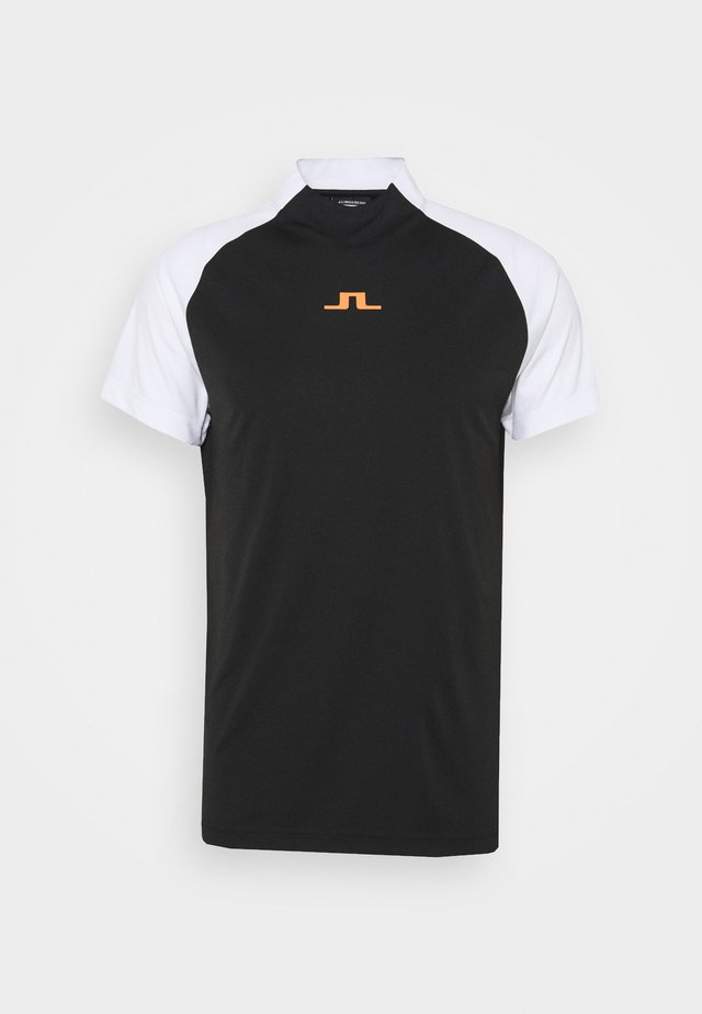BENGA GOLF - T-shirts med print - black