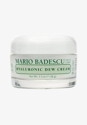 HYLAURONIC DEW CREAM - Face cream - white