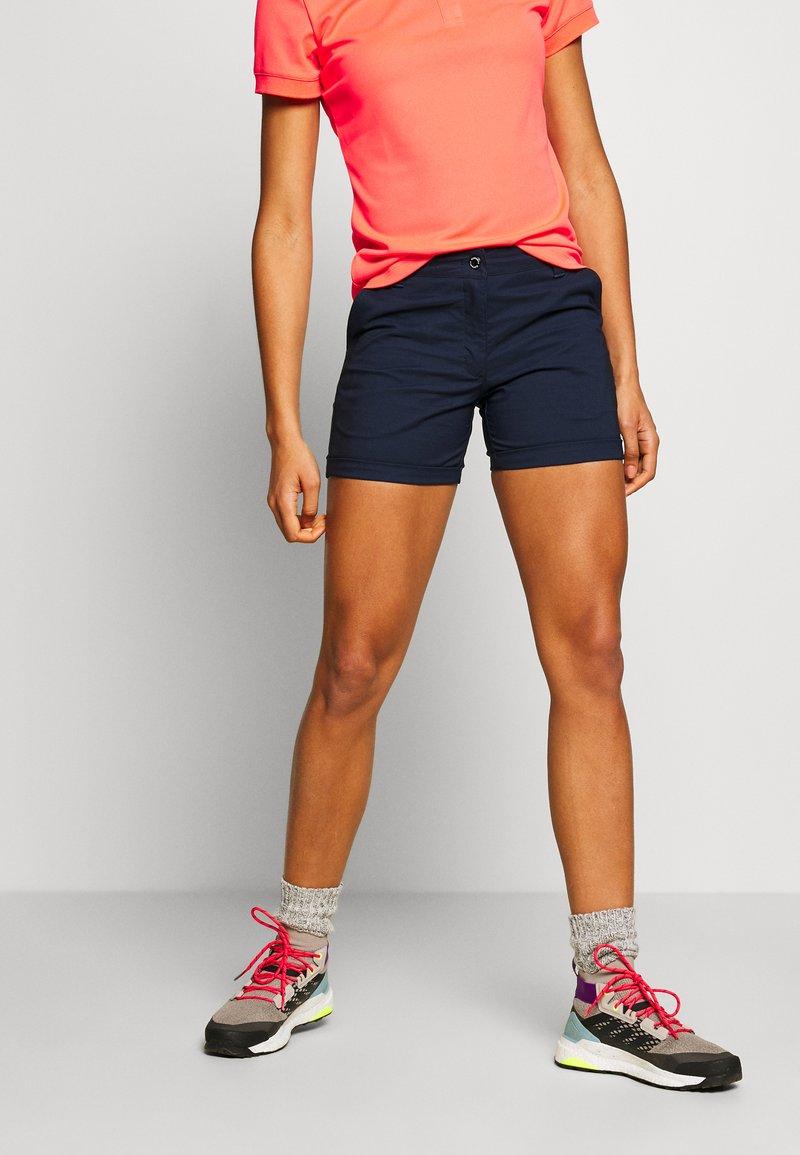 Icepeak - CAROLINE - Sports shorts - dark blue