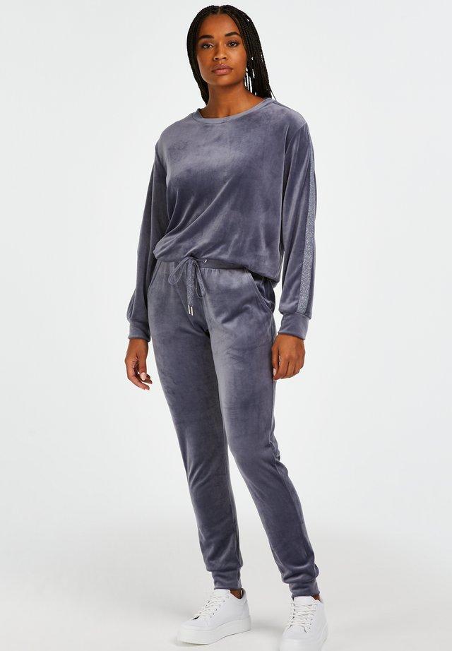 SCHIMMER - Pyjamashirt - grey