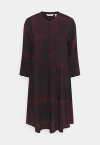 b.young - BYILLA DRESS  - Day dress - dark red - 0