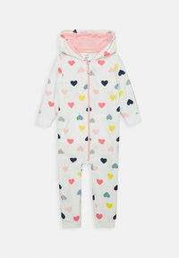 Carter's - JUMPSUIT - Jumpsuit - white, multi-coloured - 0