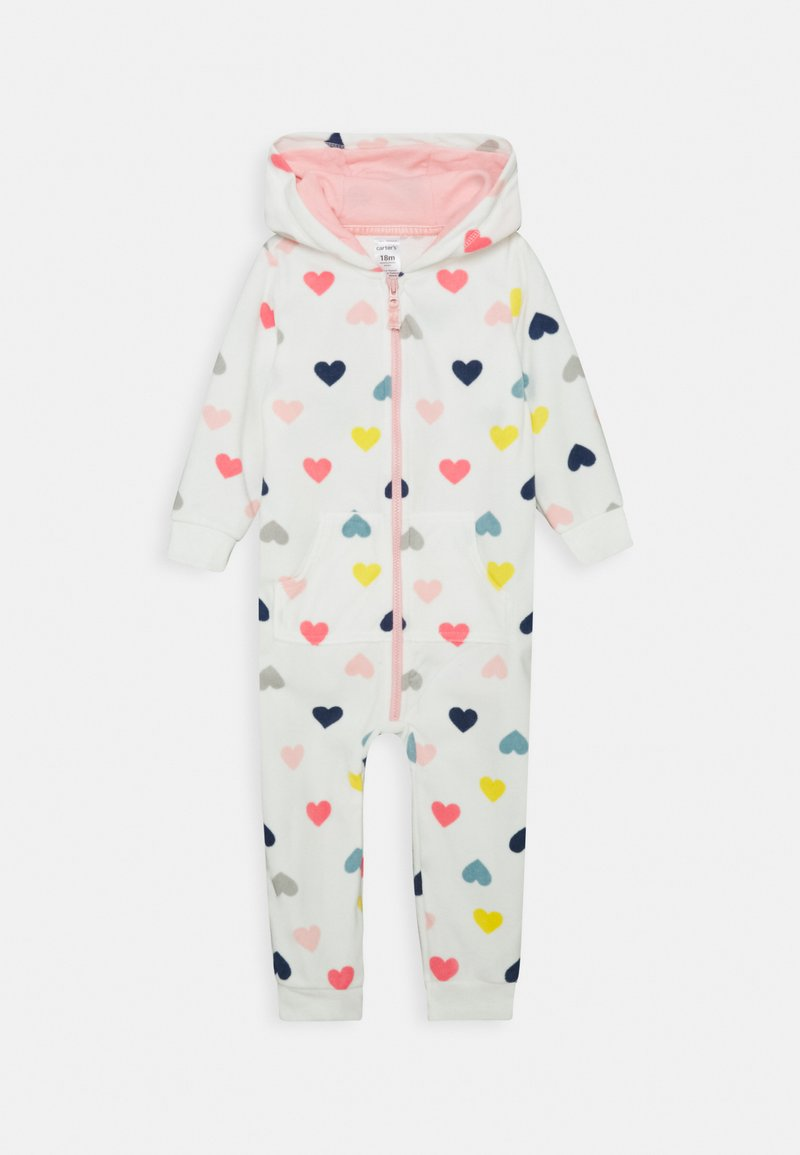 Carter's - JUMPSUIT - Jumpsuit - white, multi-coloured