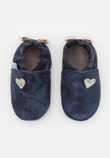 MINI LOVE - First shoes - marine metal