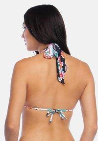 Trina Turk - Bikini top - neon blue - 2