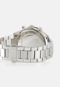 BOSS - SANTIAGO - Watch - silver-coloured/black - 1