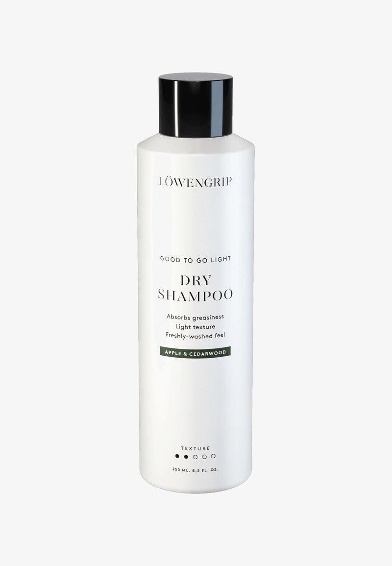Löwengrip - GOOD TO GO LIGHT - DRY SHAMPOO - Dry shampoo - -