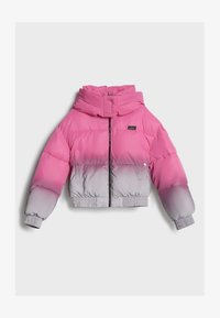 Bershka - Winter jacket - pink