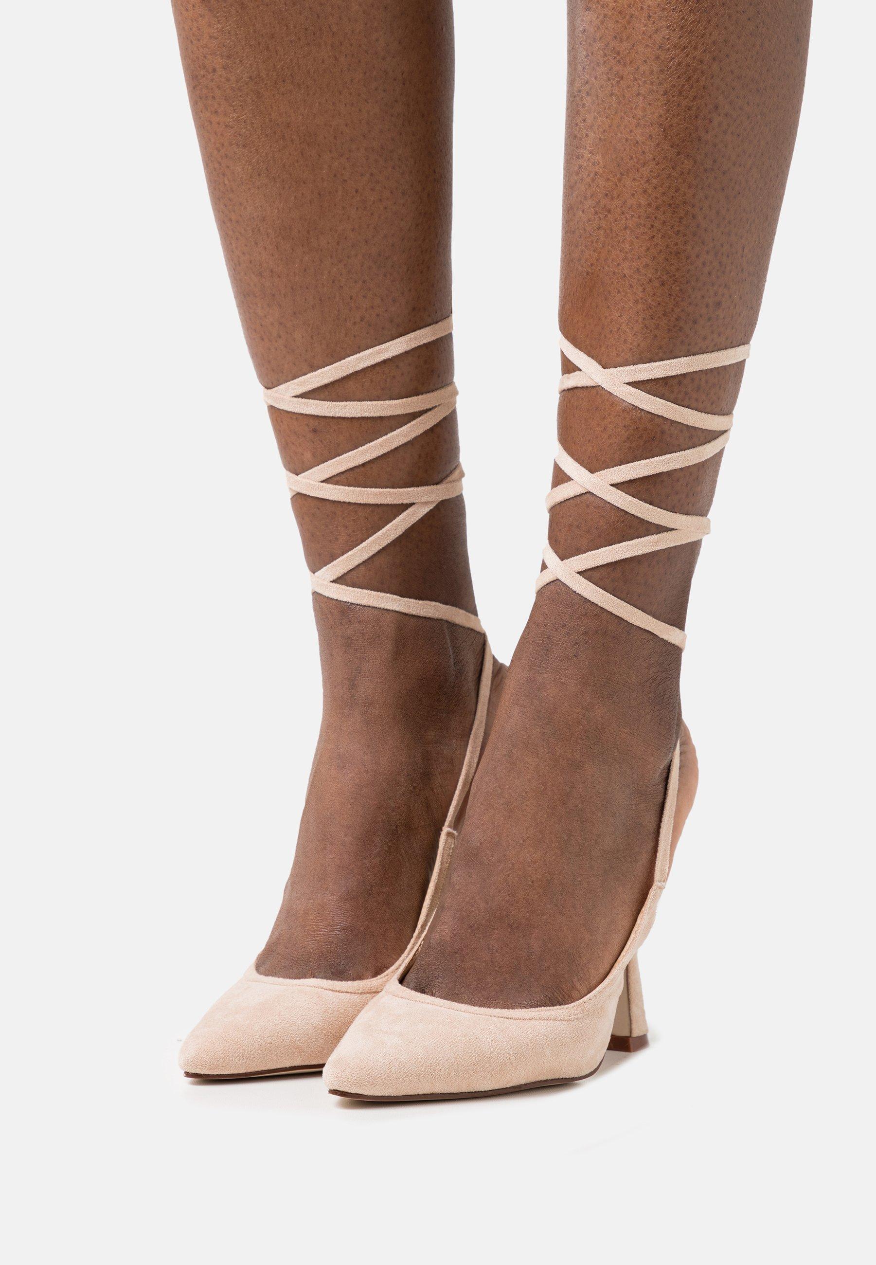 Women MELANIA - Lace-up heels