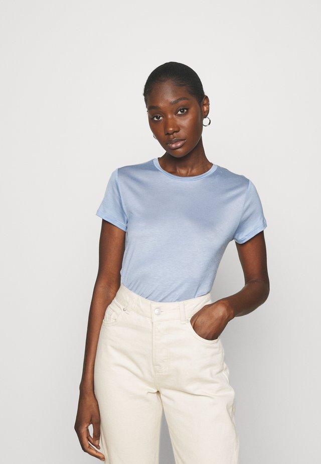 TOM - T-shirt basic - light blue