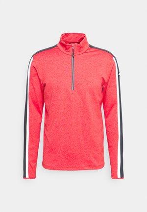 MAN - Sweatshirt - ferrari melange/antracite