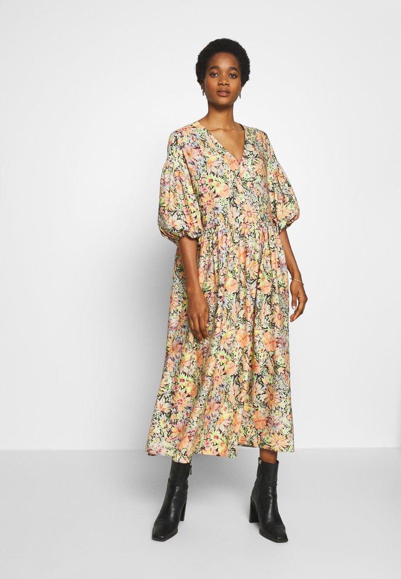 EDITED - LAMYA DRESS - Maxi dress - exotic floral