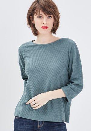 MIT 3/4 ÄRMELN - Camiseta de manga larga - vert foncé