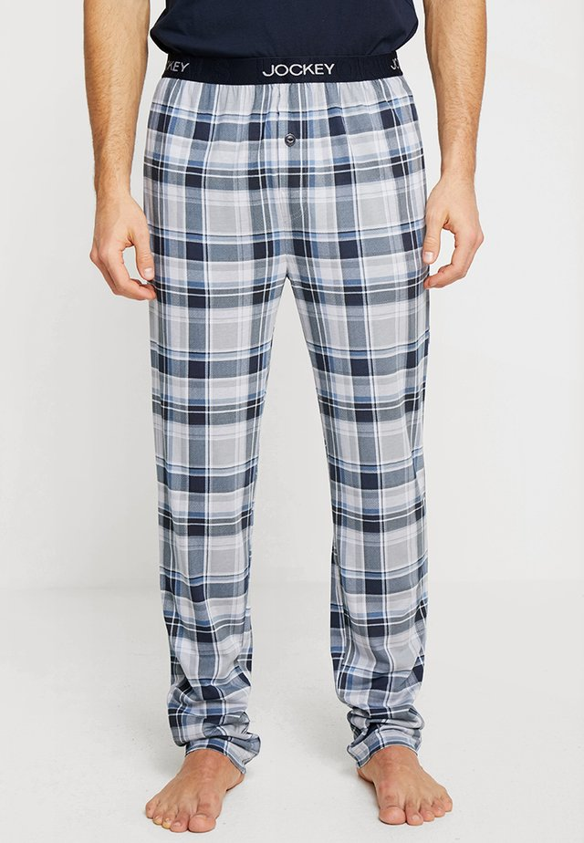PANT - Pyjamasbyxor - shell gray