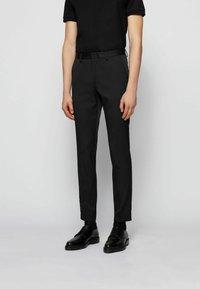 BOSS - KAITO - Pantaloni eleganti - black - 0