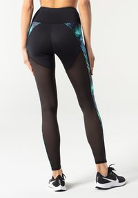 carpatree - HYPERION PERFORMESH TIGHTS - Collant - floral - 2