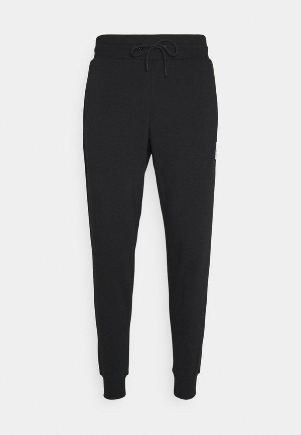 New Balance ESSENTIAL SWEATPANT - Spodnie treningowe - black/czarny Odzież Męska ZUDY