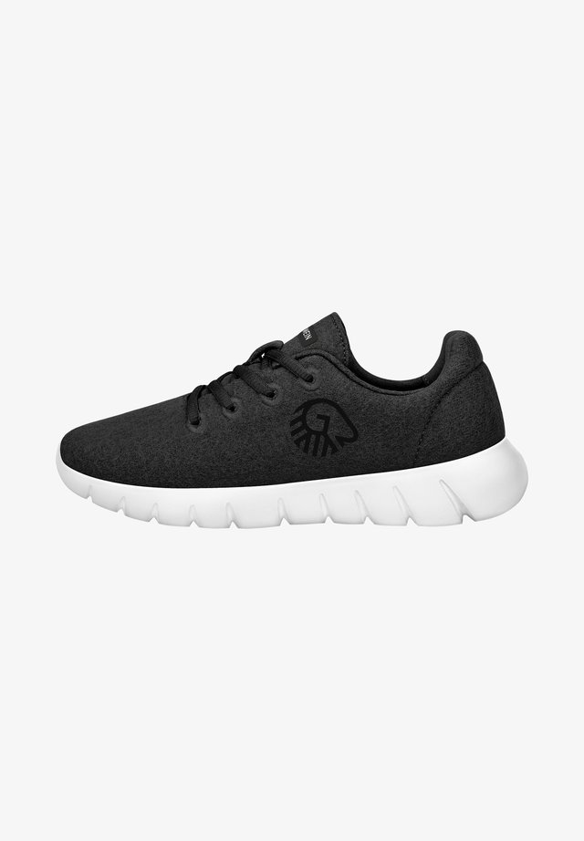 MERINO RUNNERS - Baskets basses - raven