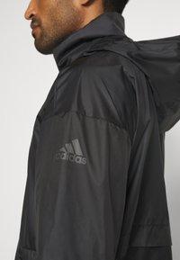 adidas Performance - OUTERIOR URBAN WIND.RDY - Hardshell jacket - black - 5