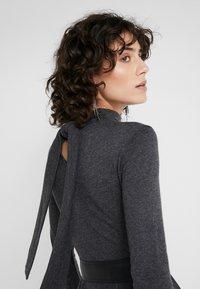MAX&Co. - DRENARE - Robe pull - dark grey - 5