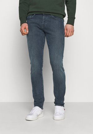 HIDE AND SEEK - Jeans slim fit - dark blue denim