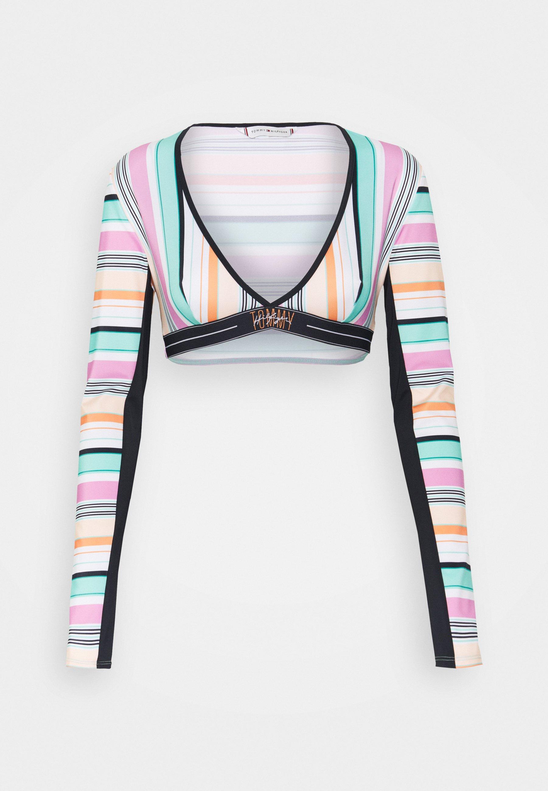Women MIAMI LONG SLEEVES - Bikini top
