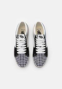 Vans - SK8-MID UNISEX - Sneakers hoog - blanc de blanc - 3
