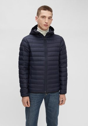 Down jacket - jl navy