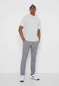 adidas Golf - ULTIMATE PANT - Bukser - grey three - 1