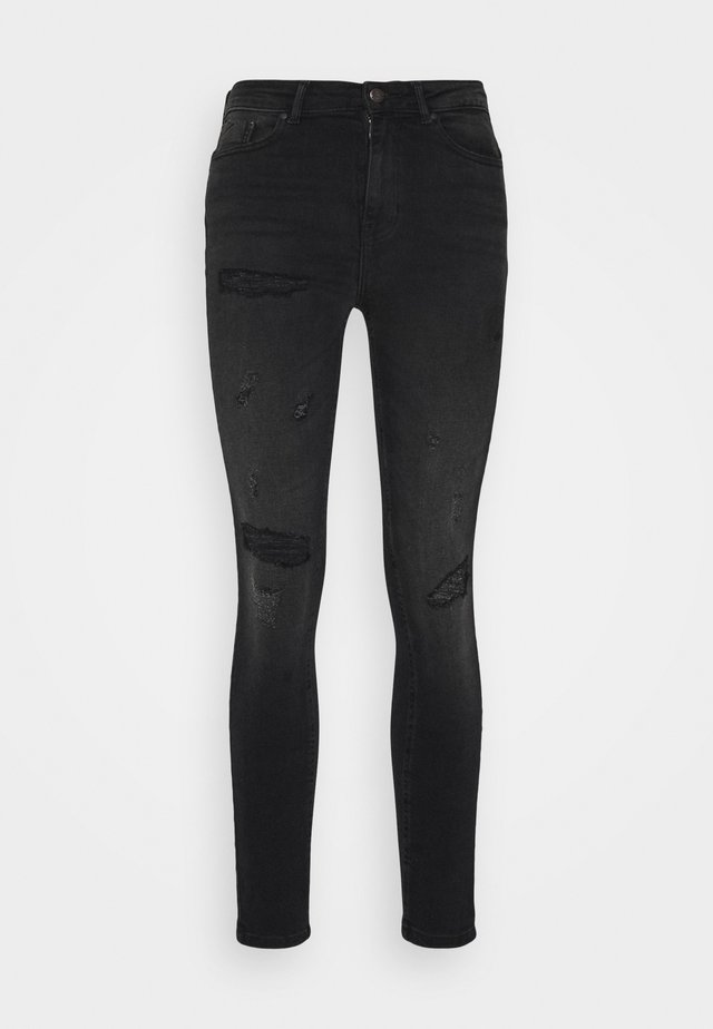 ONLPAOLA - Skinny džíny - black denim