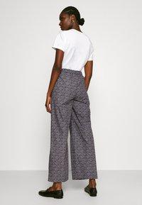 Résumé - CODY PANT - Trousers - navy - 2