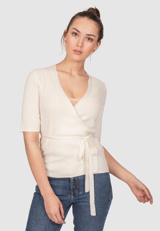 Vest - off-white