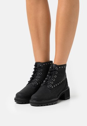 KORI PARK 6 INCH - Lace-up ankle boots - black