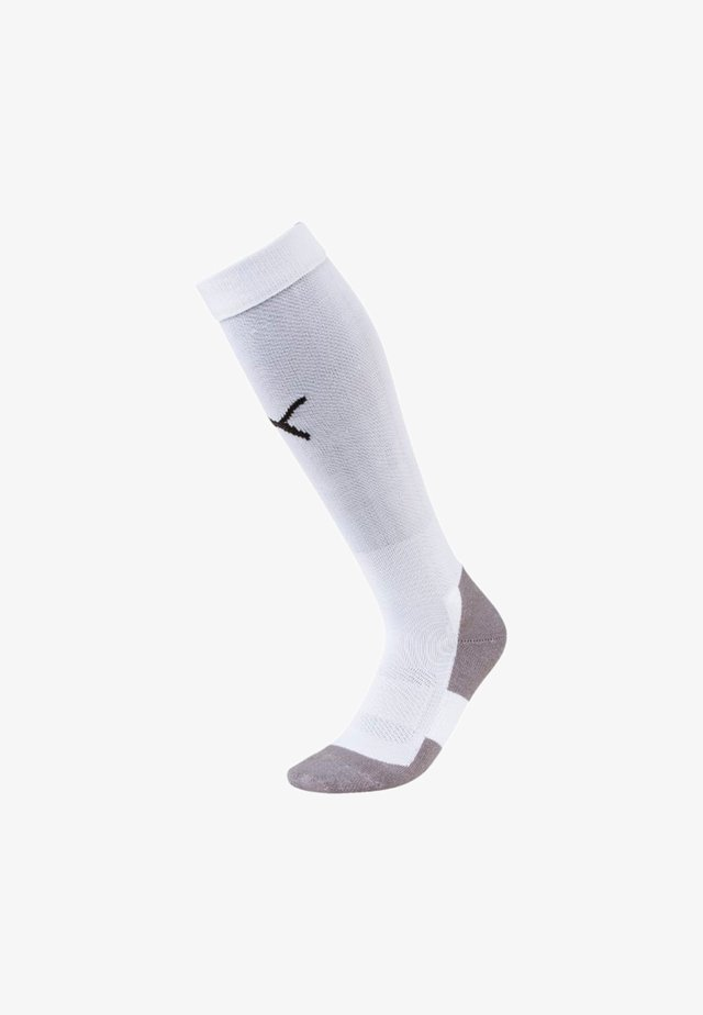 LIGA CORE - Football socks - white