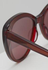 Alexander McQueen - Sunglasses - red - 4