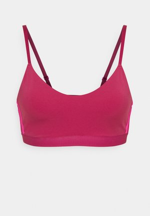 BRA - Reggiseno sportivo con sostegno leggero - wild pink/screaming pink