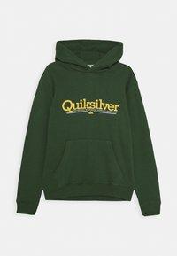 Quiksilver - Hoodie - greener pastures - 0