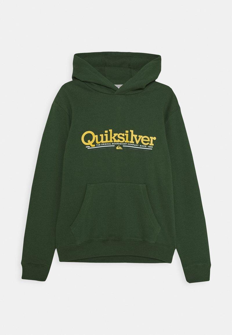 Quiksilver - Hoodie - greener pastures