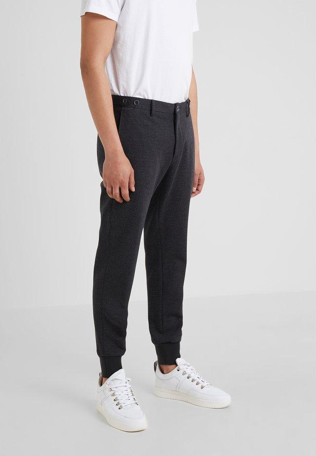 GIORGIO - Pantalon classique - black